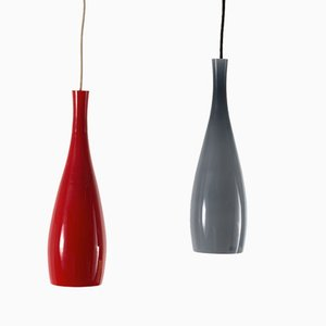 Pendants by Jacob Bang for Fog & Morup, Set of 2