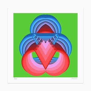 Symmetry Giclée Druck von Dadodu, 2019