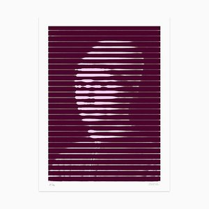 Park Lines Giclée Print by Dadodu, 2016