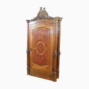 Antique Italian Wooden Doors, Milan, 1800s, Set of 2