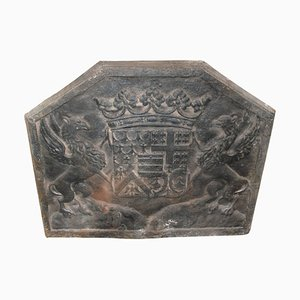 Antique Cast Iron for Fireplace