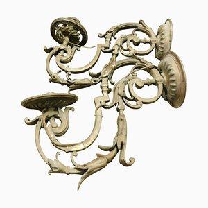 Laternen aus Bronze aus 19. Jahrhundert, 2er Set