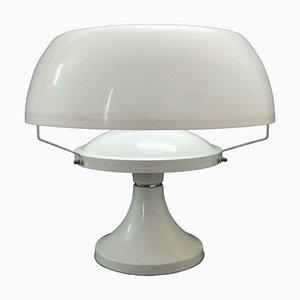 Plexiglas Mushroom Table Lamp, 1970s