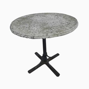 Italian Grit Garden Table, 1940s