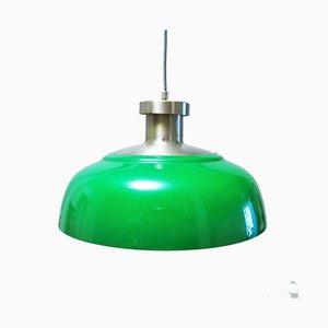 KD7 Deckenlampe von Achille Castiglioni für Kartell, 1960er