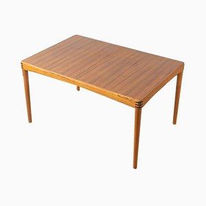 Tavolo da pranzo di HW Klein per Bramin, anni '60
