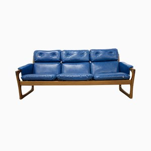 Mid-Century Danish 3-Seater Sofa by Folke Ohlsson for Gimson, 1960