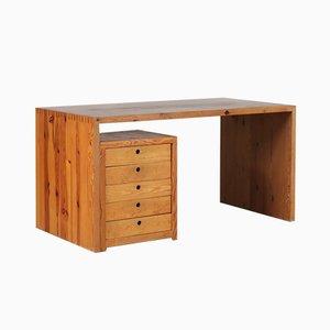 Desk by Ate van Apeldoorn for Houtwerk Hattem, 1960s