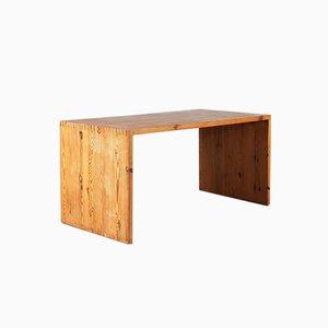Pine Desk by Ate van Apeldoorn for Houtwerk Hattem, 1960s