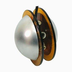 Sputnik Flying Disc Ceiling Lamp, 1970s