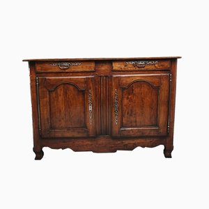 Early 19th-Century French Cherry Wood Dresser
