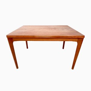 Mid-Century Teak Dining Table by Henning Kjærnulf for Vejle Mobelfabrik, 1960s