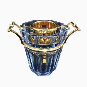 Mid-Century Champagnerkübel von Baccarat