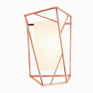 Star Wall Lamp Copper by Utu Soulful Lighting