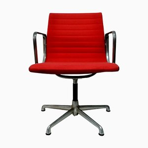 EA107 Swivel Chair by Charles Eames for ICF De Padova, 1960s