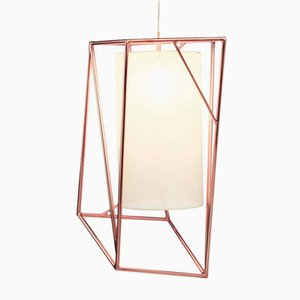 Star II Copper Suspension Lamp by Utu Soulful Lighting