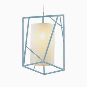 Star III Lacquered Suspension Lamp by Utu Soulful Lighting