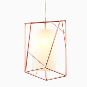 Star III Copper Suspension Lamp by Utu Soulful Lighting