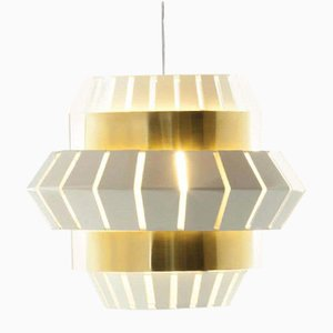 Comb Suspension Lamp by Utu Soulful Lighting
