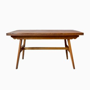Reconstruction Dining Table by René Gabriel, 1940s