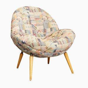 Vintage Egg Sessel von Fritz Neth für Correcta, 1950er