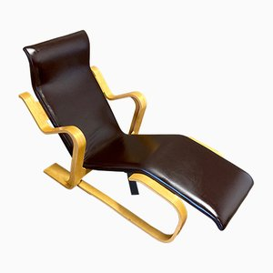 Chaise longue de Marcel Breuer, años 50