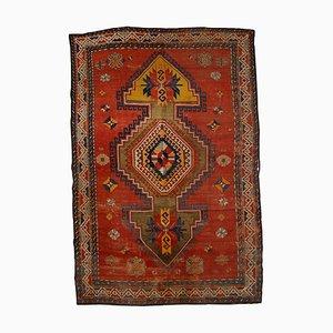 Tappeto antico caucasico, fine XIX secolo