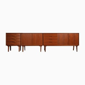 Teak Sideboard by Rex Raab for Wilhelm Renz, 1960s