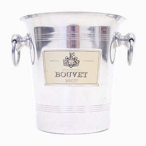 Vintage French Bouvet Brut Wine Cooler, Late 20th-Century