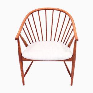 The Fan Armchair by Sonna Rosén for Nässjö Stolfabrik, 1950s
