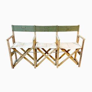 Italian Folding Bench, 1960s