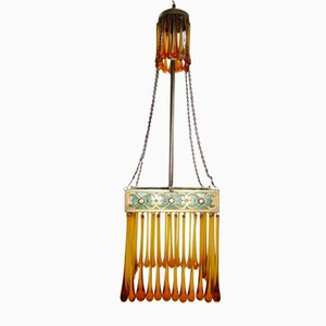 Modernist Ceiling Lamp, 1920s