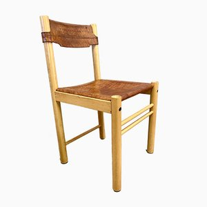 Mid-Century Dining Chairs from Ibisco, Set of 4