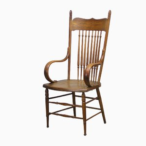 Antique English Arts & Craft Style Lounge Chair