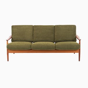 Mid-Century Danish Model FD164 Sofa by Arne Vodder for France & Søn / France & Daverkosen, 1960s