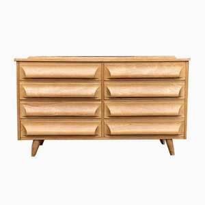 Mid-Century Modern Maple Dresser by Franklin Shockey, USA, 1950s