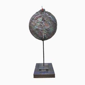 Space Matter Skulptur von Guido Dragani, 1980er