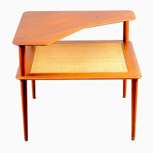 Mid-Century Minerva Table by Peter Hvidt & Orla Molgaard-Nielsen for France & Son / France & Daverkosen, 1960s