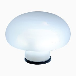 Glass Murano Mushroom Table Lamp