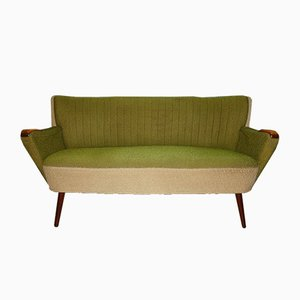 Mid-Century Two-Toned Sofa