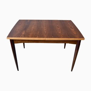 Scandinavian Rosewood Dining Table, 1960s