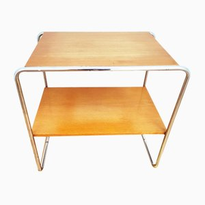 Vintage Side Table by Marcel Breuer for Thonet, 1930s
