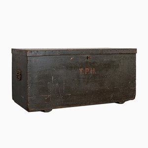 Antique Joiner's Chest