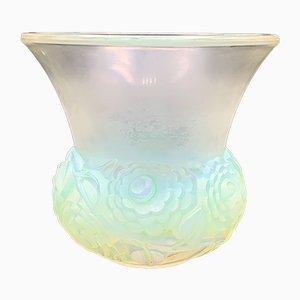 Buttercup Vase von R. Lalique, 1930er