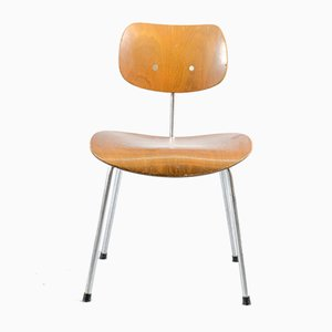 Mid-Century SE68 Side Chair by Egon Eiermann for Wilde+Spieth