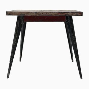 Mid-Century T55 Console Table from Tolix