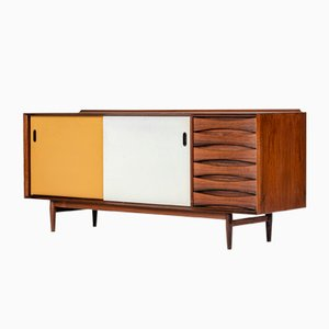 Danish Rosewood Model 29 Sideboard by Arne Vodder for Sibast, 1950s