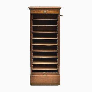 Tambour Cabinet, 1950s