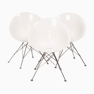 Ero/S White Chair by Philippe Starck for Kartell, 1999