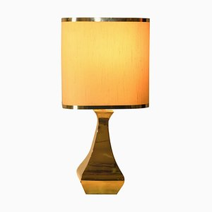 Brass Table Lamp by Tonello and Mountain Grillo, 1970s
